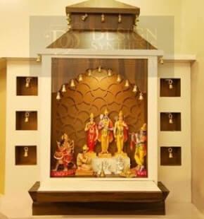 Pooja Room Designers in Hyderabad