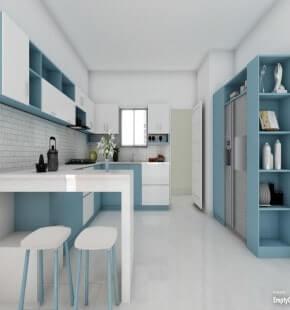 Kitchen Color Theme Designs